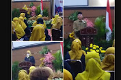 Wakil Walikota Lantik GOW  Kota Mataram Masa Bhakti 2021-2026