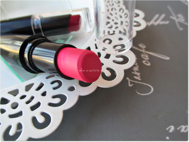 Labiales de Wet n' Wild: Pinkerbell y Cherry Picking
