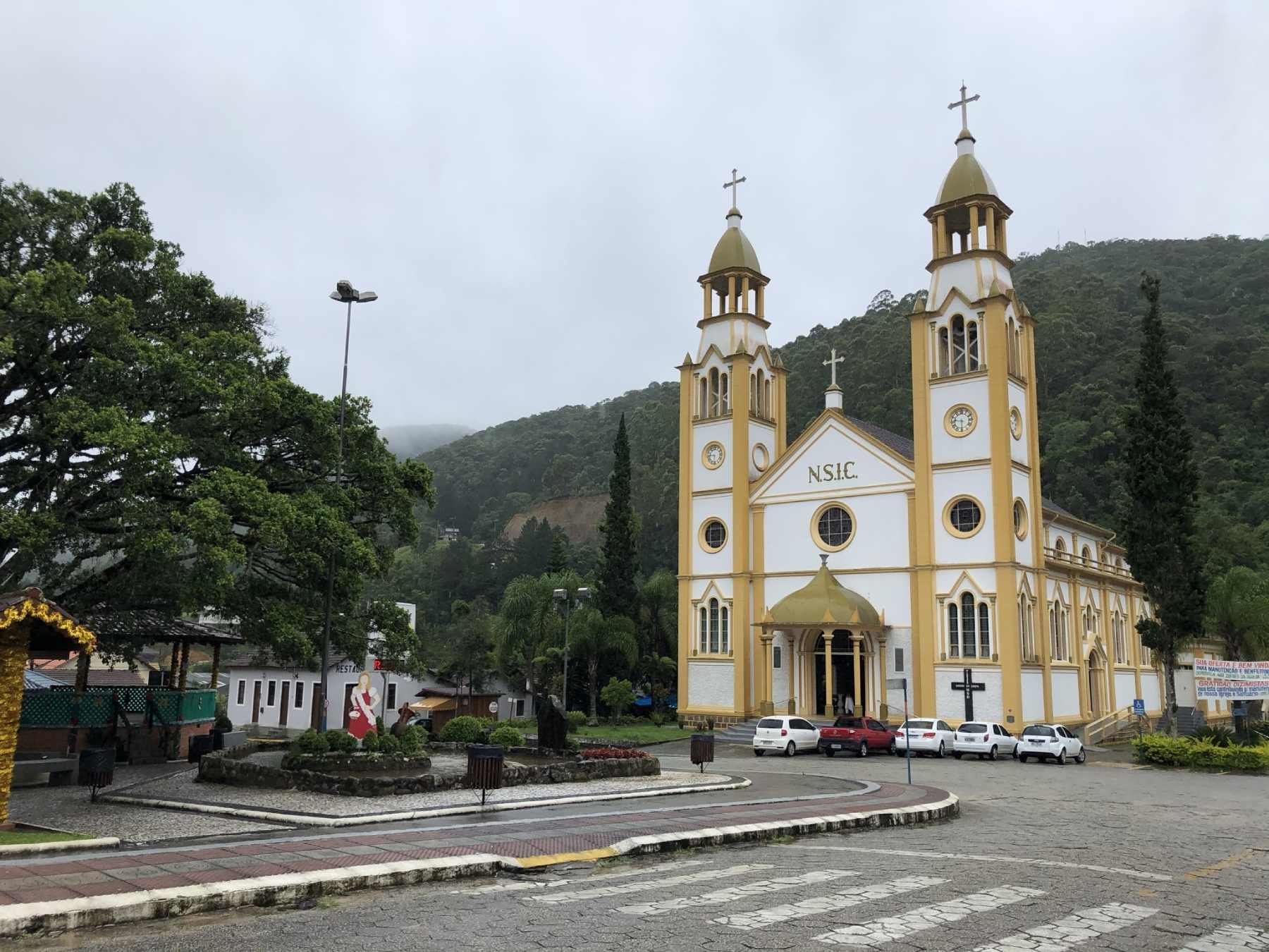Santuário Nossa Senhora de Angelina-SC