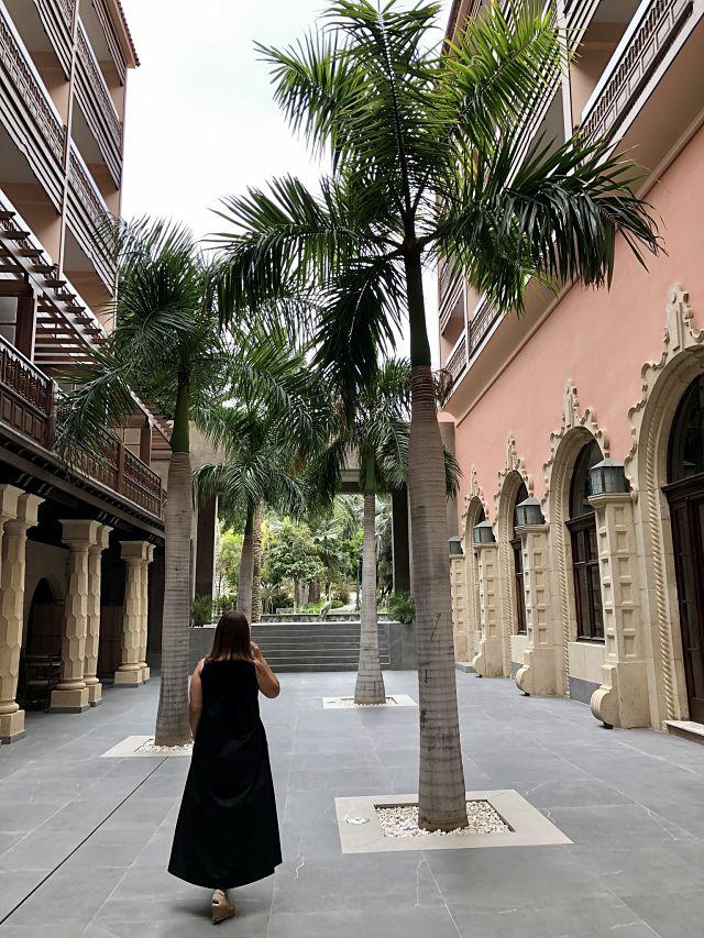 Santa Catalina, un hotel con encanto en Las Palmas de Gran Canaria