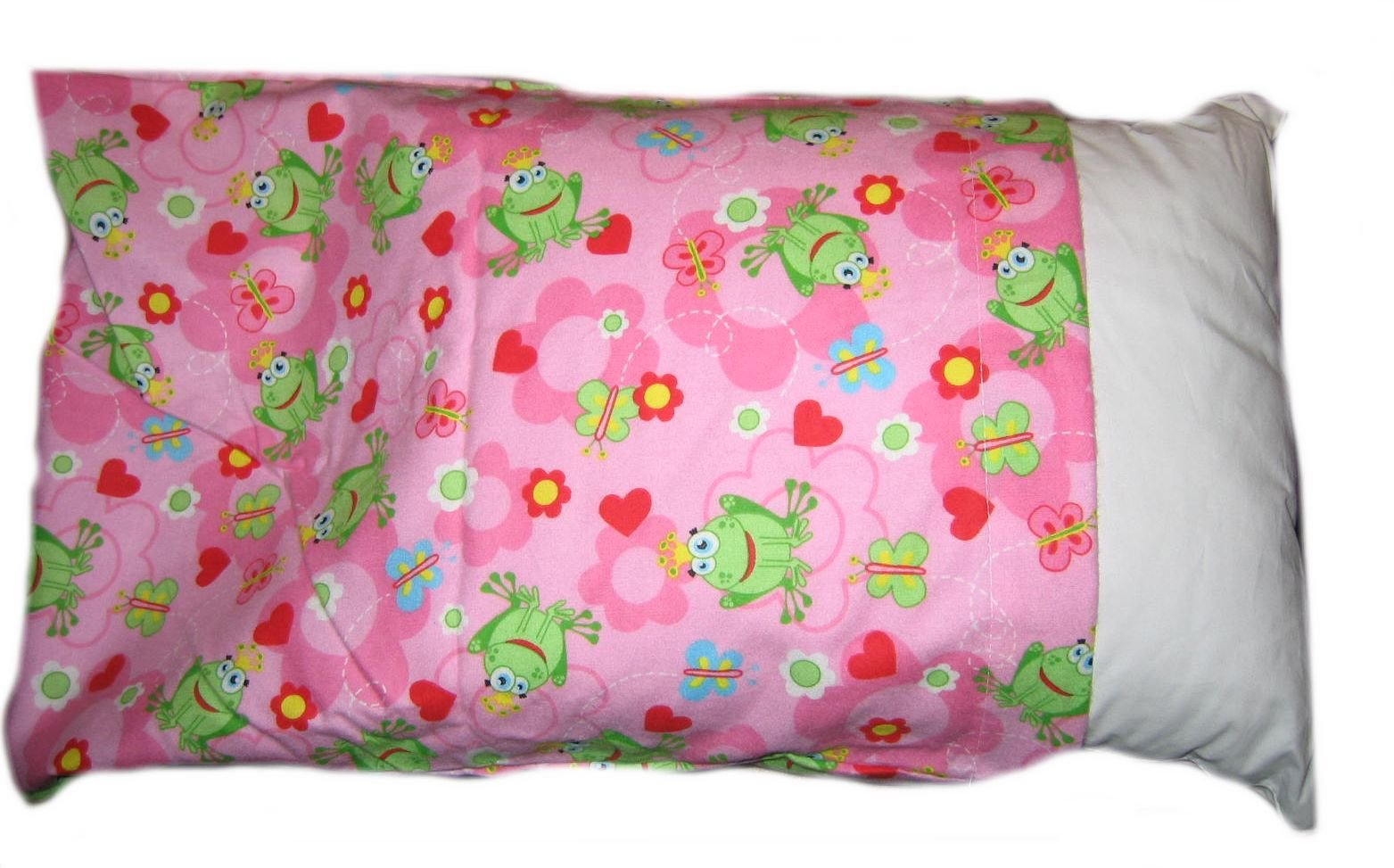 BobbleRoos - Our Blog: Toddler Pillow - How to use a ...
