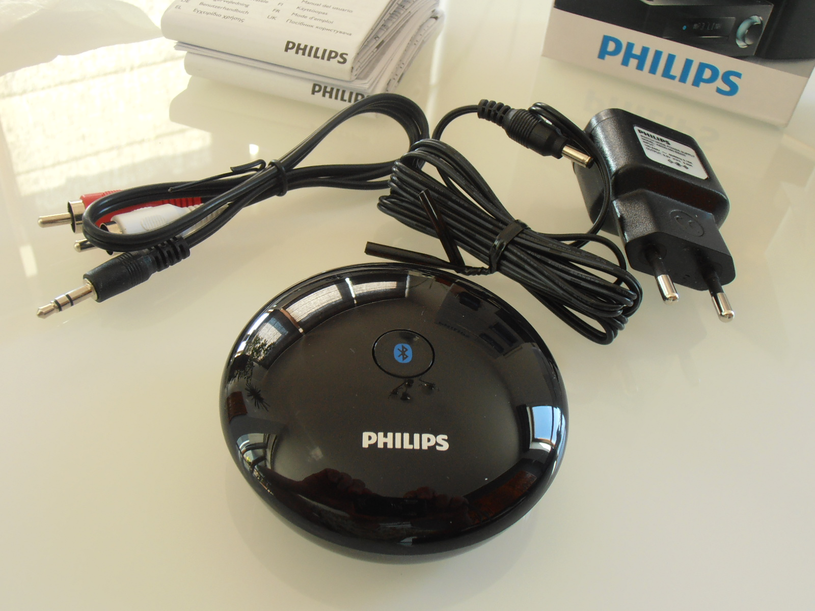 Stereo i Kolorowo - Underground: Philips AEA2000/12 - adapter Bluetooth