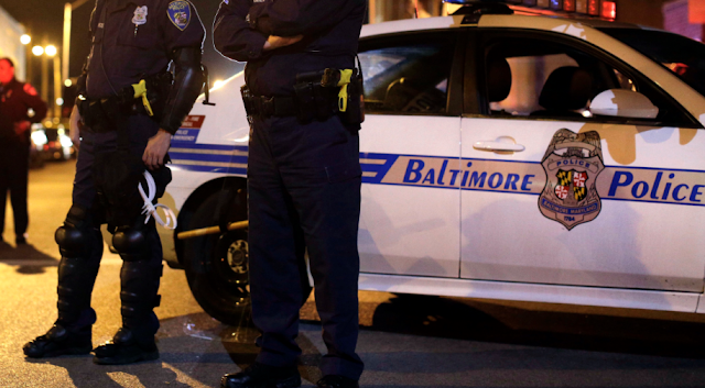 Baltimore Police Commissioner Apologizes For Policing History, Gets Booed At Concert