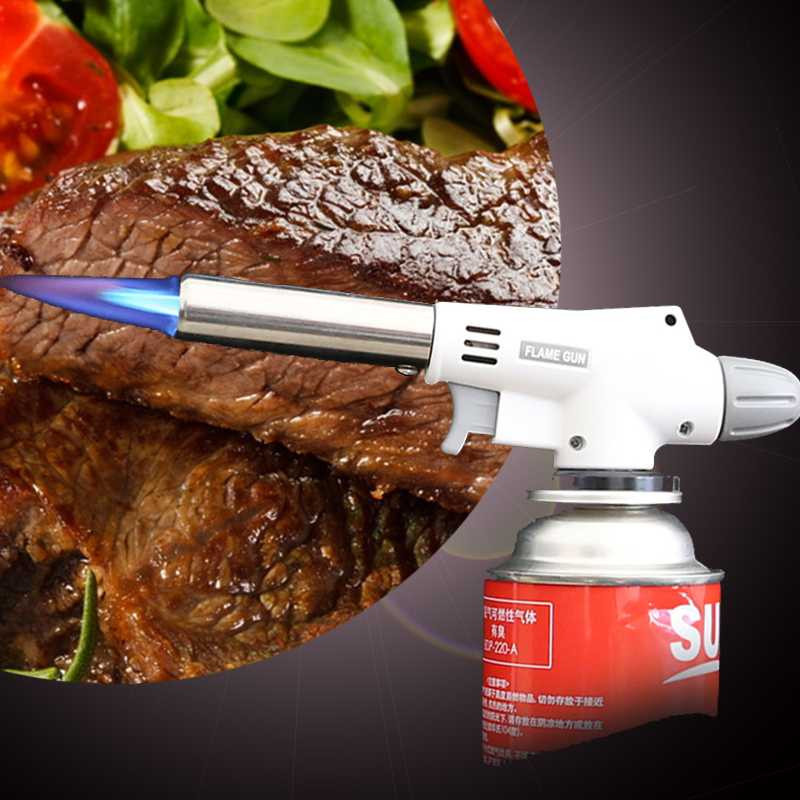 Portable Gas Torch Butane Flame Gun