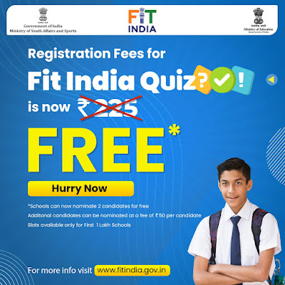 How To Register  Fit India Quiz  2021