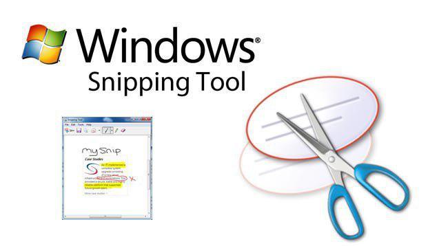 Tutorial : Cara Menggunakan Snipping Tool di Windows 10