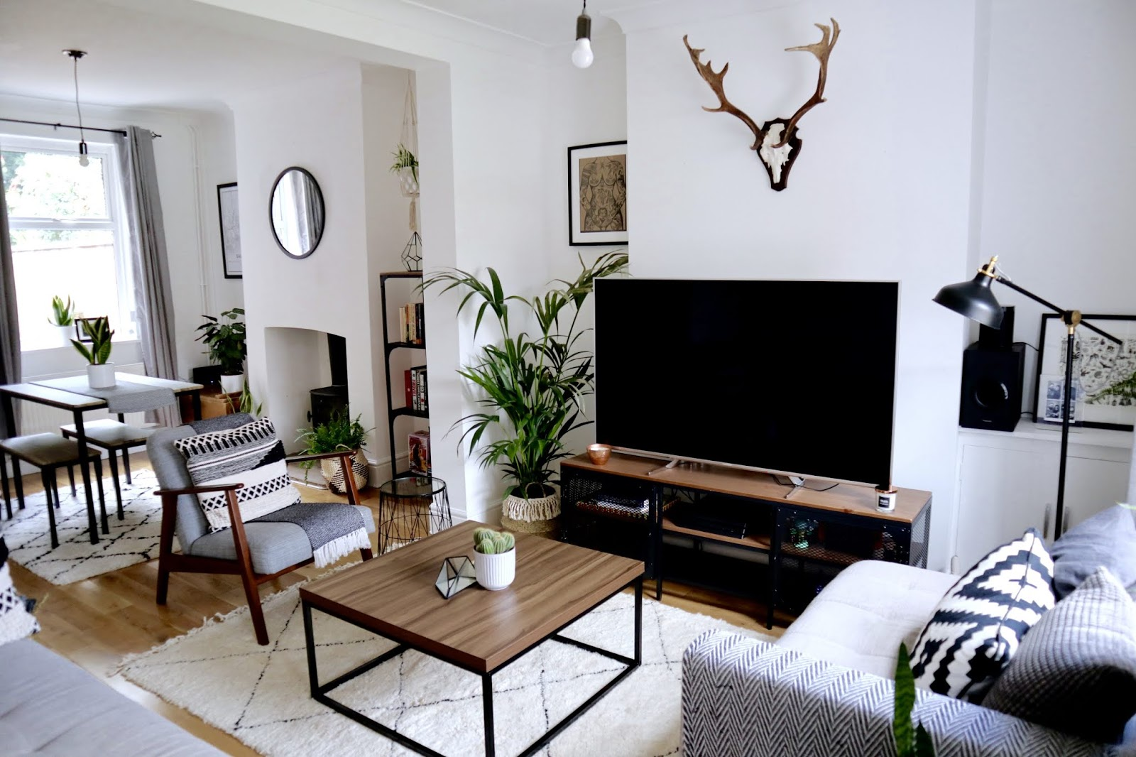 Lifestyle Review New Living Room Tour With Wayfair Co Uk
