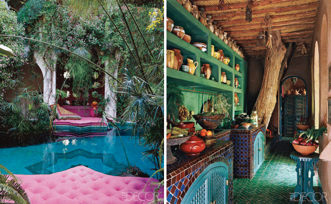 Moroccan Kitchen Design Ideas