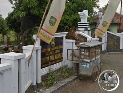 FOTO 1 : Kantor Desa Majasari