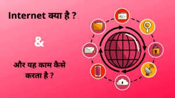 इंटरनेट क्या है, निबंध, उपयोग, महत्व, हानि (Internet Kya Hai, Essay in Hindi)