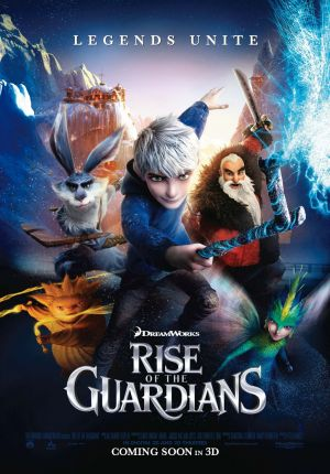 Movie Rise Of The Guardians 2012