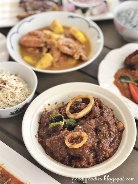 Chef Wan kambing kuzi
