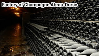 Factory of Winery Abrau-Durso