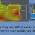 Mappare il wifi di casa per sapere dove posizionare il modem grazie a una fantastica app