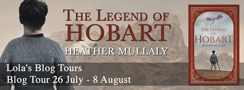 The Legend of Hobart tour banner
