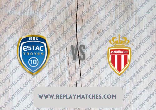 Troyes vs Monaco -Highlights 29 August 2021