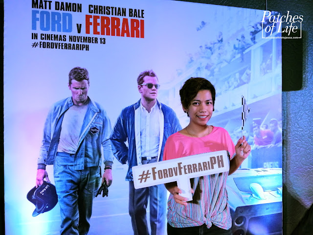 Advance Screening Ford v Ferrari