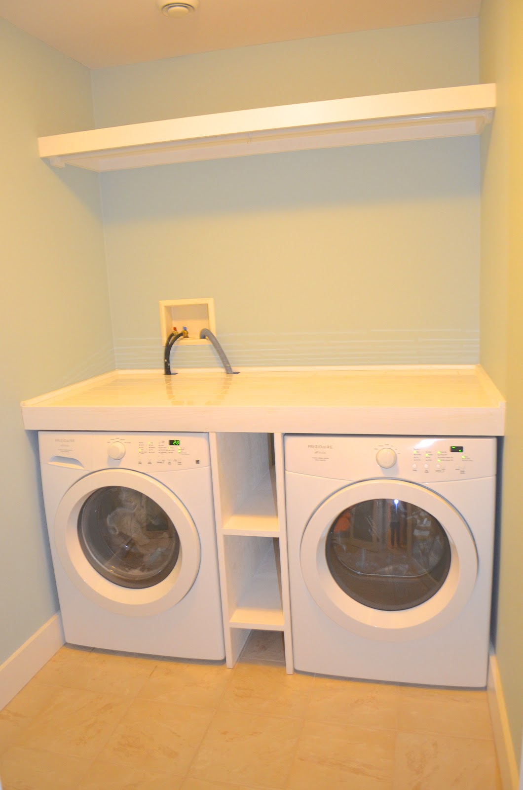 Slippers by Day: Laundry Room In Motion