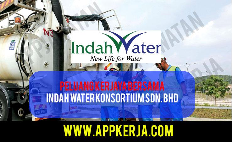 Jawatan Kosong Di Indah Water Konsortium Sdn Bhd Appjawatan Malaysia