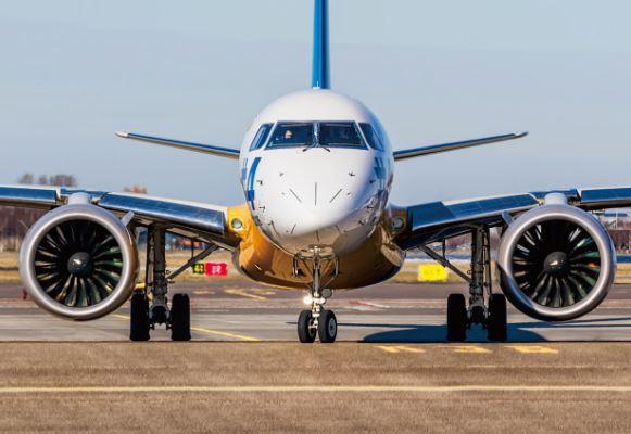 Embraer E190-E2 specs