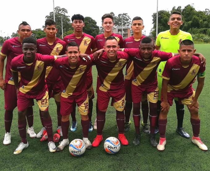 ¡Picó en punta! DEPORTES TOLIMA Sub-17, con un pie en la tercera fase del Interclubes de la Difútbol