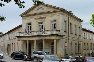 Ayuntamiento de Grignan.