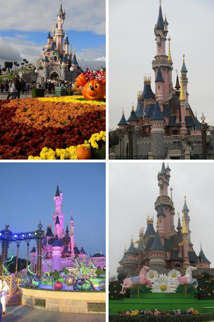 castle, top 4 things I take photos of at Disneyland Paris