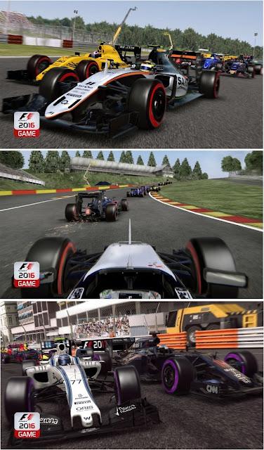 F1 2016 Mod Apk Data