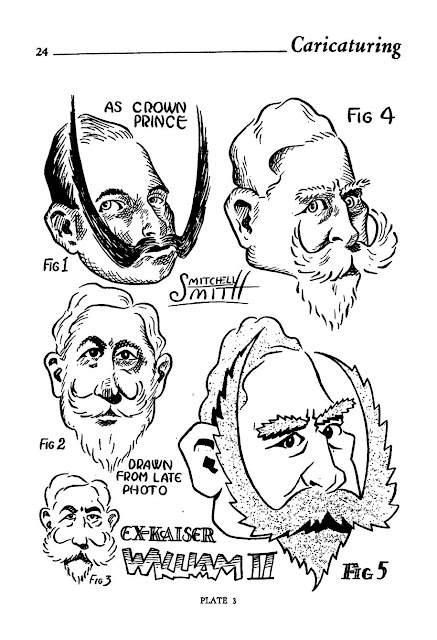 Download The Art of Caricaturing Lesson in drawing Caricatures Free PDF eBook