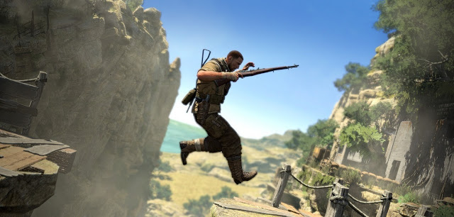 Sniper Elite 4 Setup Game Free Download for PC