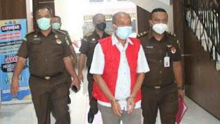 Mantan Pimpinan Bank Sumut KCP Galang Ditahan Kejatisu, Adanya Dugaan Korupsi Rp 35 M