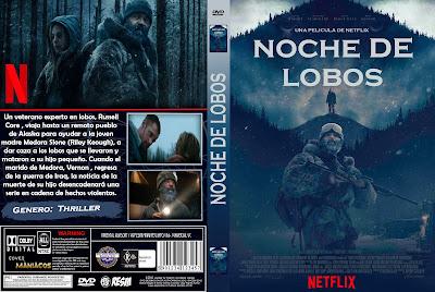 CARATULA NOCHE DE LOBOS 2018 [COVER - DVD]