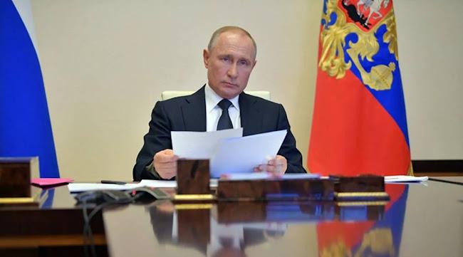 Πούτιν: Kρίσιμο διάγγελμα - Οι Ουκρανοί υπέκλεψαν σχέδια ένωσης Ντονμπάς-Ρωσίας (βίντεο)