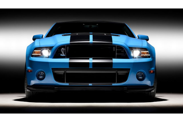 shelby GT500 2013