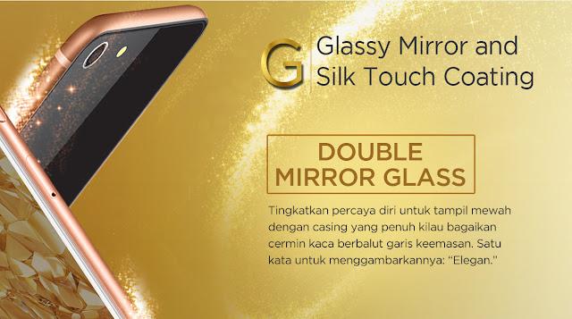 Advan i5A Mirror Glass