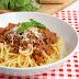Spageti makaronai su 'Bolognese' padažu / Spaghetti Bolognese