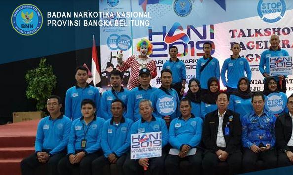 Alamat Lengkap dan Nomor Telepon BNN Kabupaten/Kota Se-Bangka Belitung