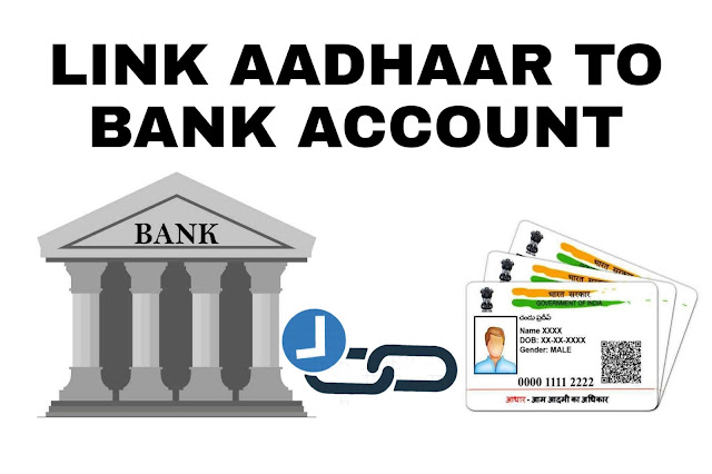 How to link Aadhar to bank