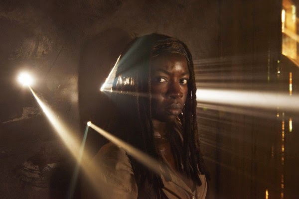 Michonne The Walking Dead season 5