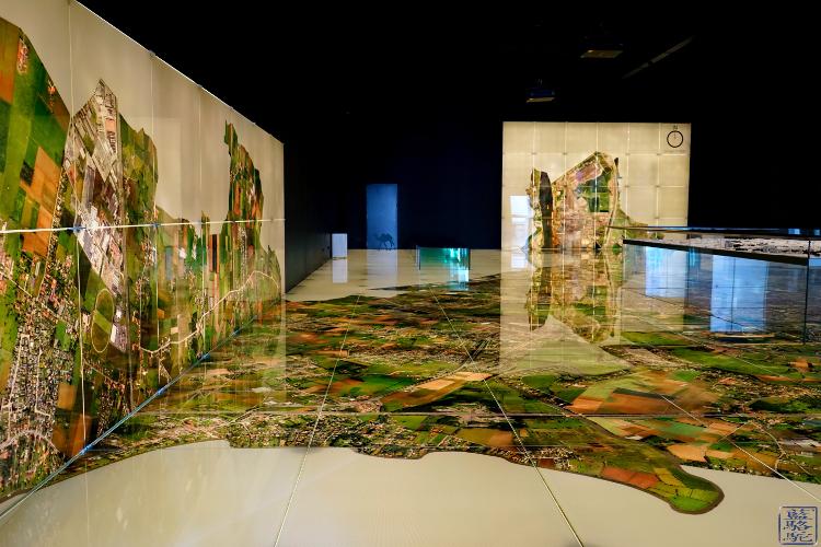 Le Chameau Bleu - Blog Voyage Gand Belgique - Salle du musée STAM - Escapade à Gand en Belgique
