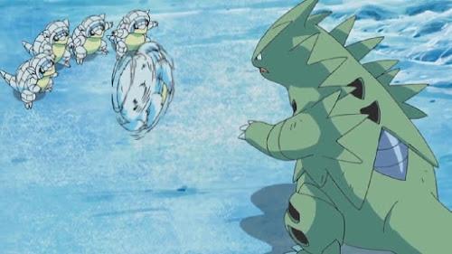 Pokémon Sol y Luna Ultra Aventuras Capitulo 37 Temporada 21 Batalla bajo presión en la cueva