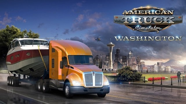 American Truck Simulator Highly Compressed