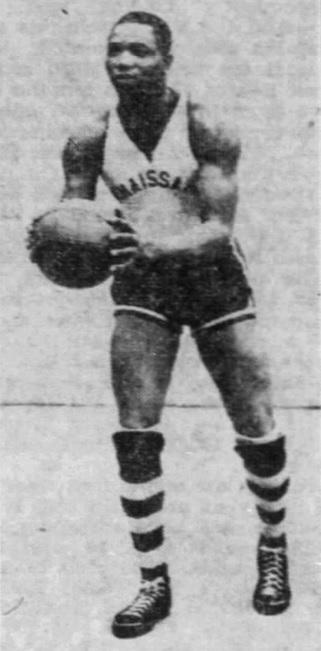 Willie Smith Basketball