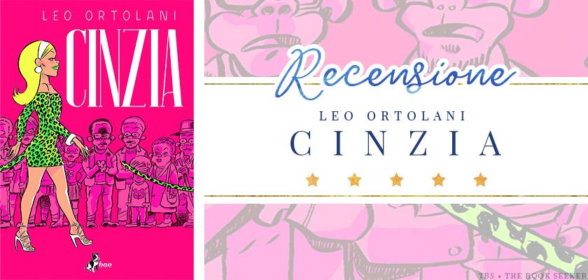 TBS The Book Seeker Cinzia Leo Ortolani recensione
