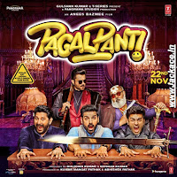 Pagalpanti First Look Poster 5