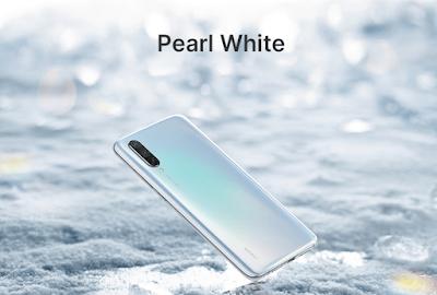 mi 9 lite -we-tech -mobile  white