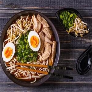 Dragon Pearl Ramen Noodle – Çin Makarnası Erişte Nudıl Yapımı Tarifi