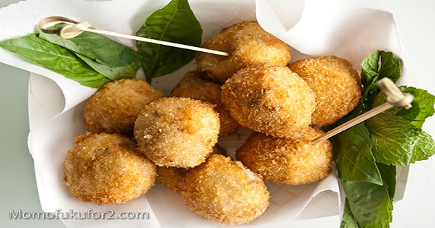 Pork And Potato Croquette Recipe