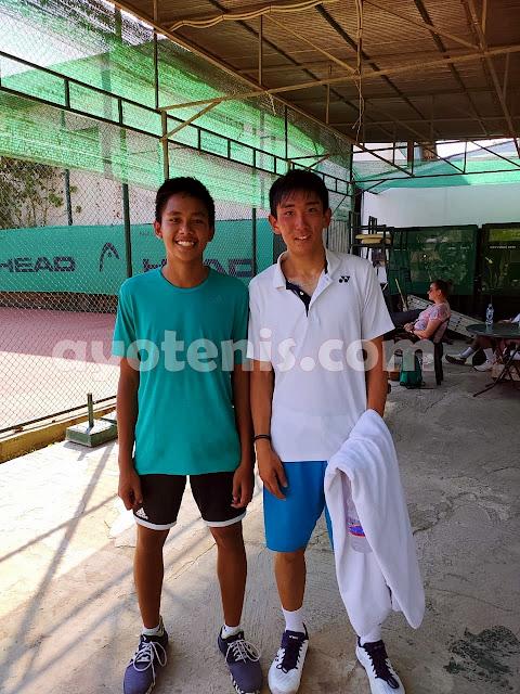 Dio Beberkan Strateginya Jinakkan Petenis Filipina dan Maju ke Putaran 2  ITF J5 Phnom Penh (Seri Kedua)