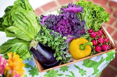 Bagaimana memilih sayuran yang sehat?